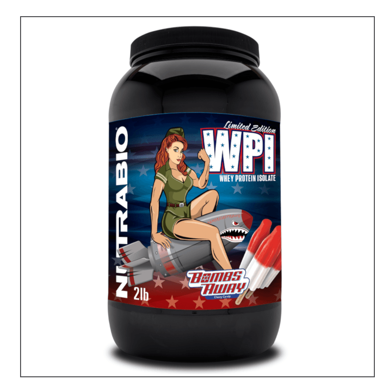 Nutra Bio 100% Whey Isolate