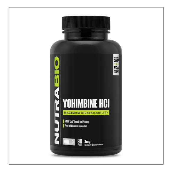CoalitionNutrition,Primaforce - Yohimbine HCL - CoalitionNutrition