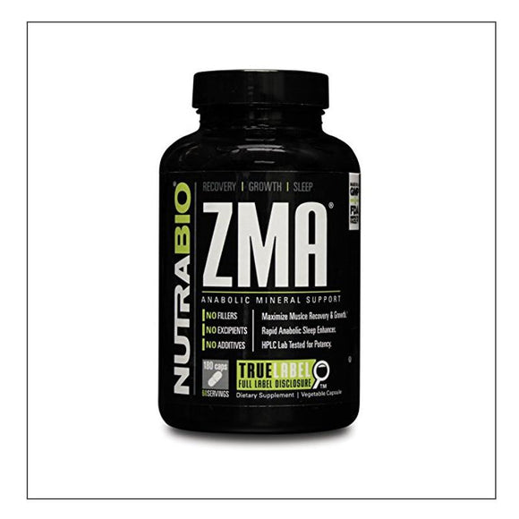 CoalitionNutrition,Nutra Bio - ZMA - CoalitionNutrition