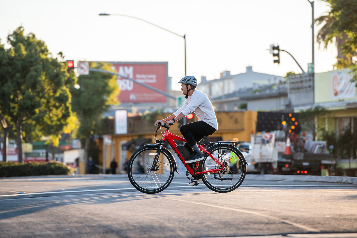 What are the Benefits of Electric Bikes?