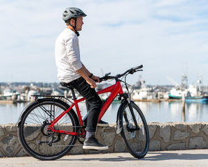 Replacing My Car with an E-Bike: The Health Benefits