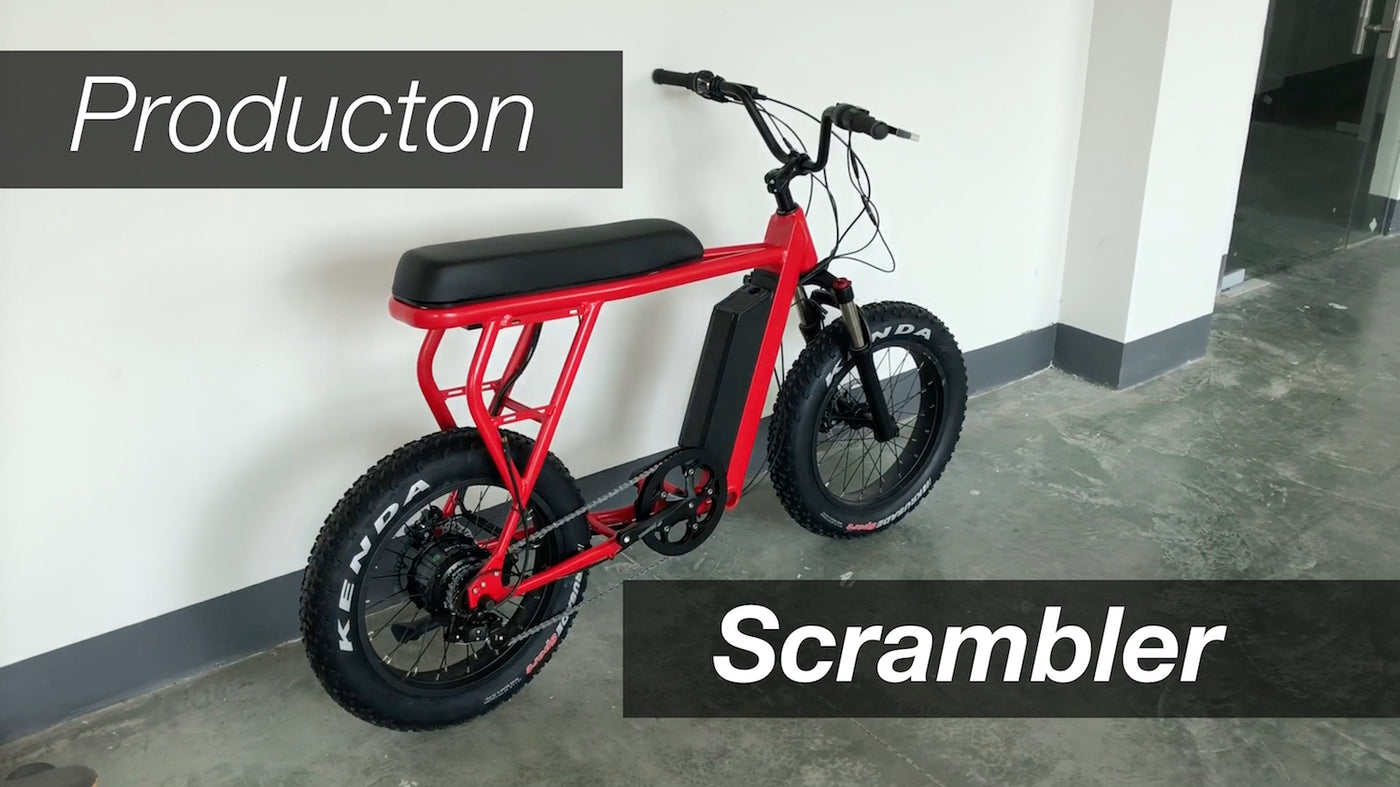 Scrambler Update - Camp, City and CCX Assembly