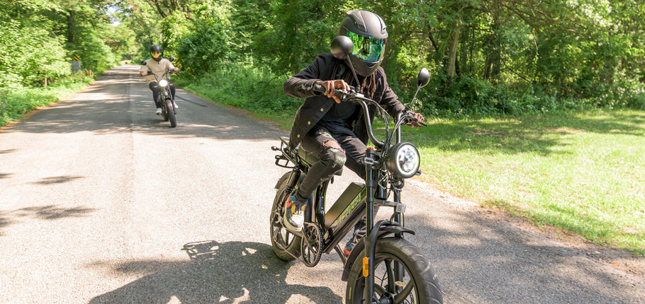 E-Bikes 101: Chapter 2 - Different Types of Electric Bikes
