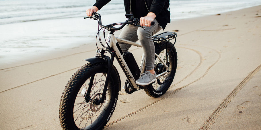 E-Bikes 101: Chapter 4 - Where Will You Be Riding?