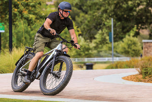 Check out our RCS review in Electric Bike Action!