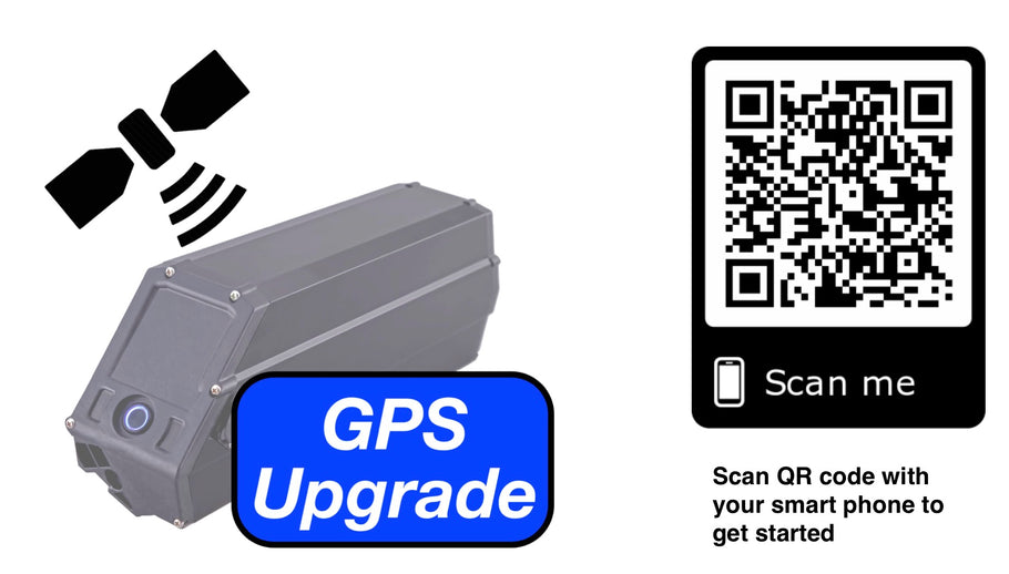 Setting up your on-board GPS Tracking System