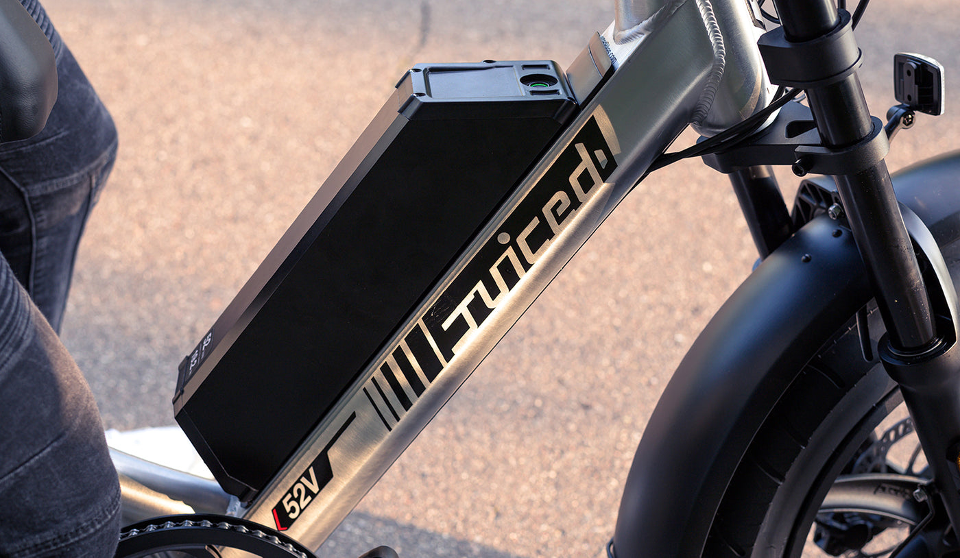 How to Choose an E-bike Battery Pack