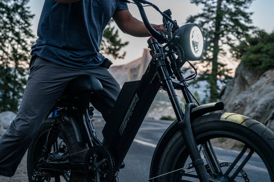 Electric Bikes vs. Other Modes of Transportation