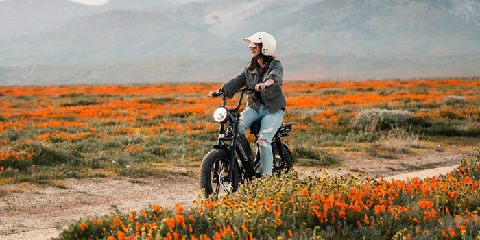 Is Your Electric Bike Ready for Spring?