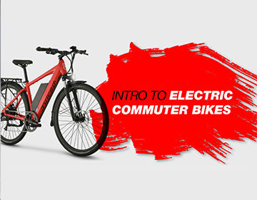 Everything You Need to Know About Electric Commuter Bikes