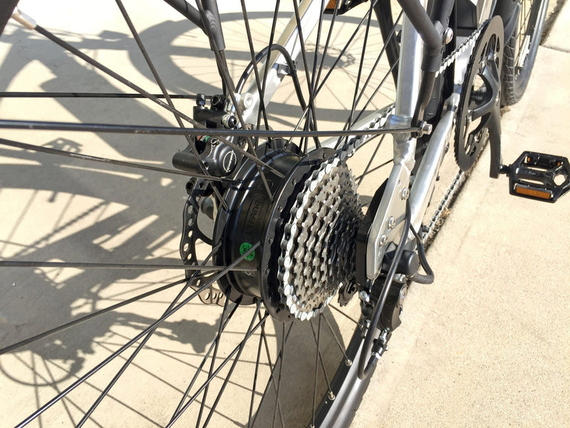Electric Bike Motors Explained