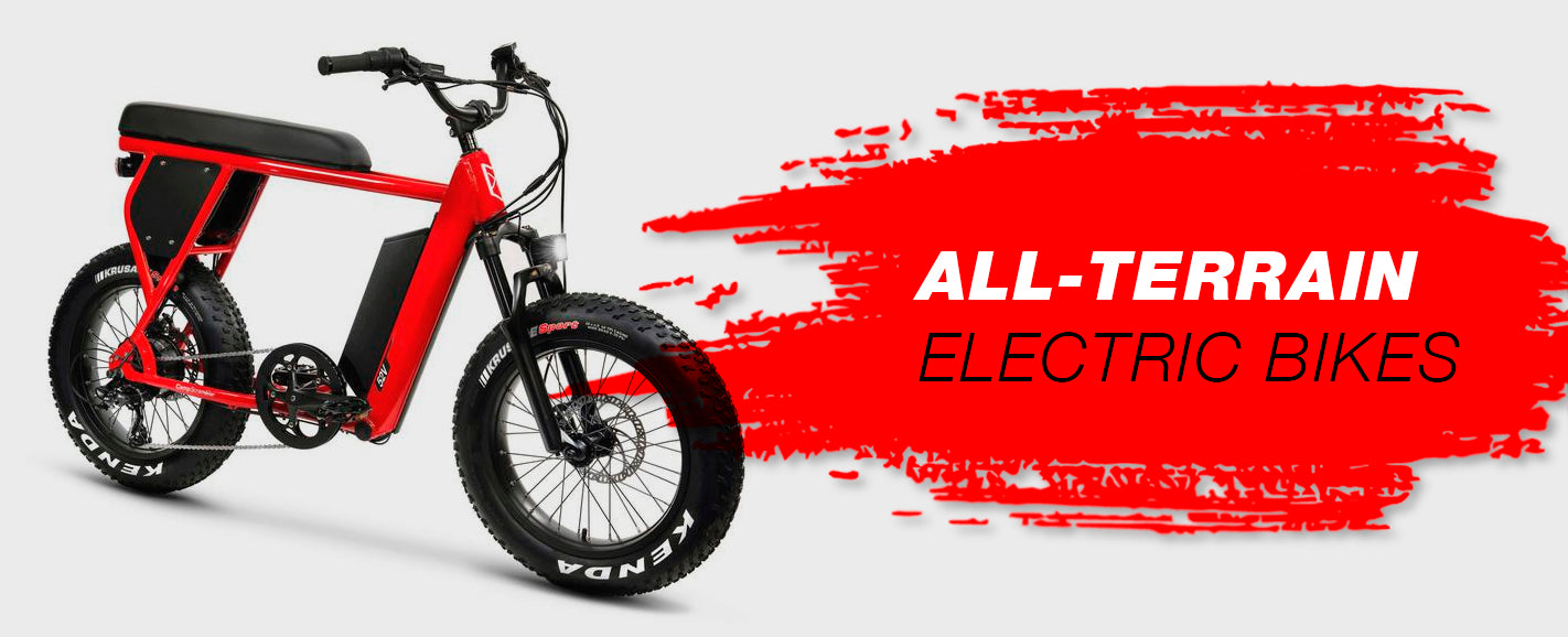 All Terrain Electric Bikes