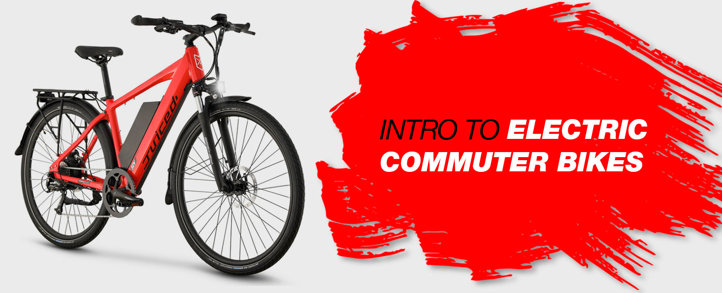 Intro to Electric Commuter Bikes