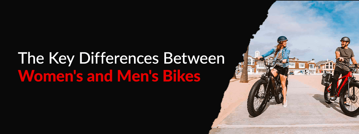 Key Differences Between Women's and Men's Bikes