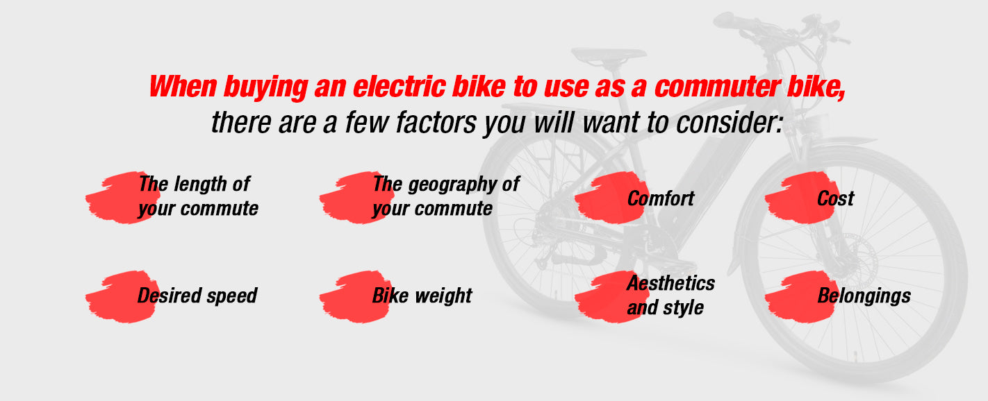 What to Consider Before You Buy an Electric Bike