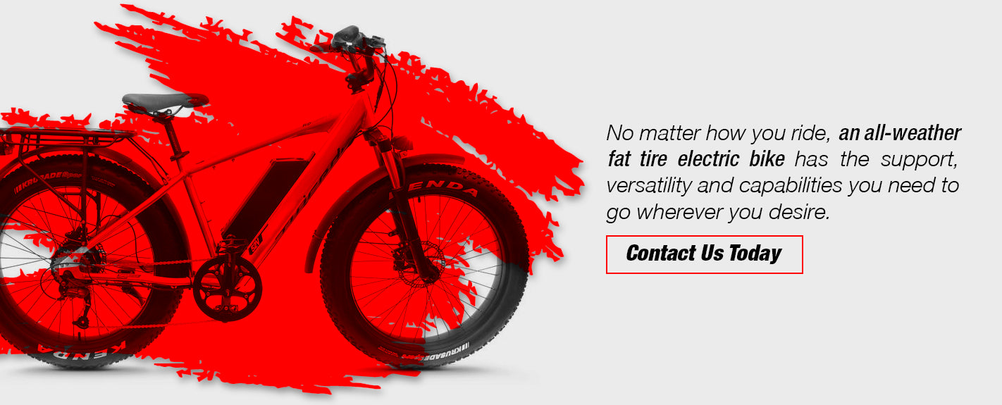 Contact Juiced Bikes to Learn More About Our All Terrain E-Bikes
