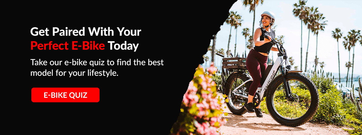 Find the Perfect E-Bike with Juiced Bikes