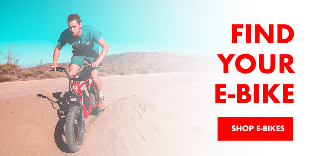 FIND YOUR EBIKE