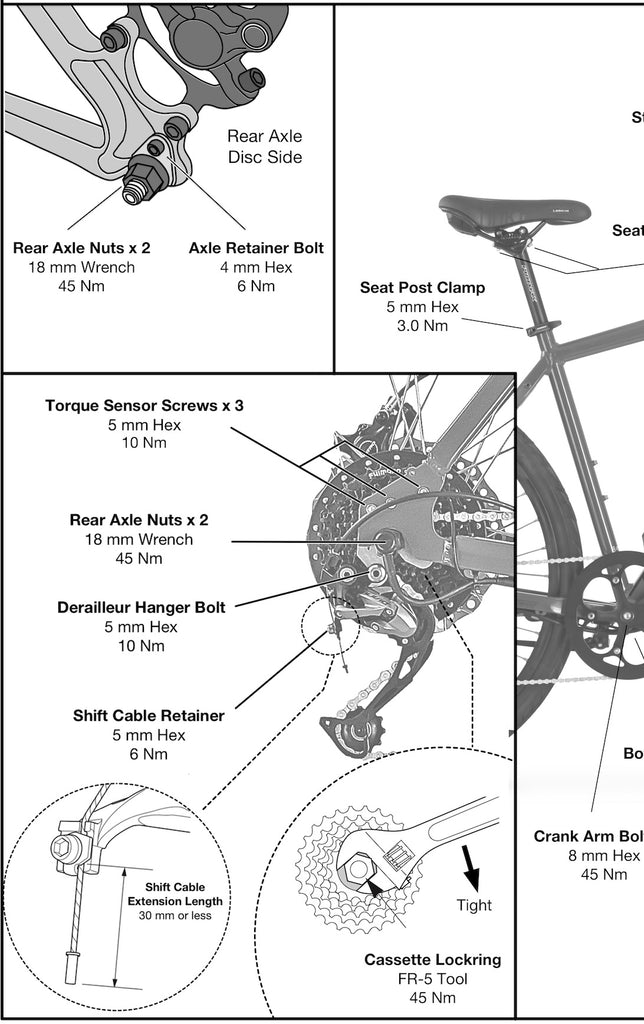 Rear Wheel Removal And Installation Guide Juiced Current Series E Bi Juiced Bikes