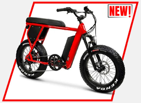 Juiced Bikes - Best Performance Electric Bikes On The Market