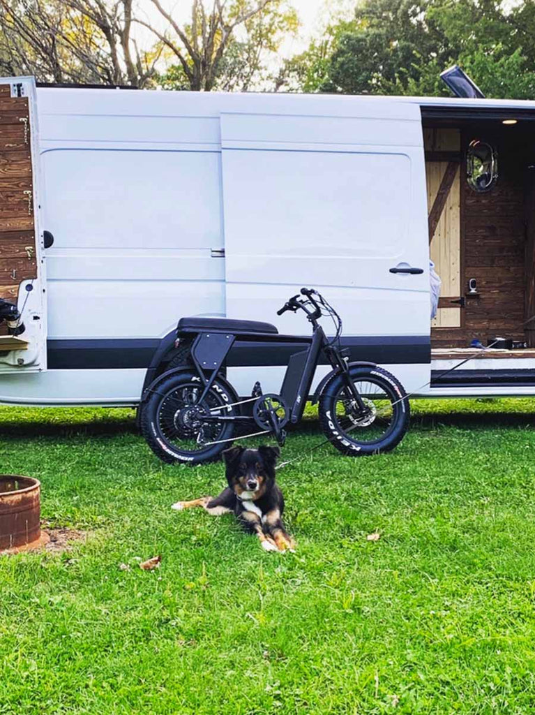 Traveling With an E-Bike