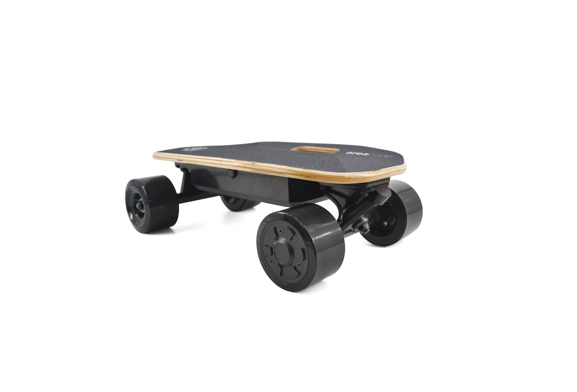 AreaCode Nano S - Dual Motor Mini Electric Skateboard