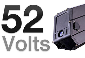 52 Volt Electric Bike Battery