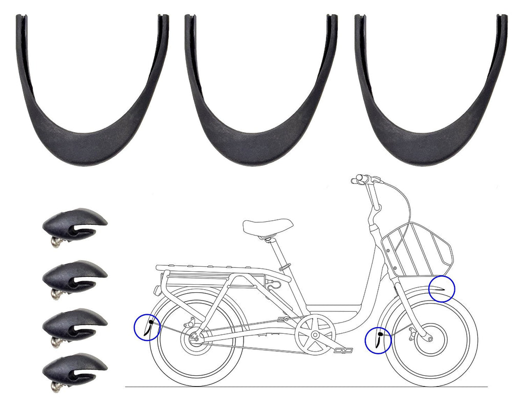 Juiced Bikes Fender Parts Set …