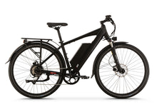 Side View of Black CrossCurrent X Electric Commuter Bike