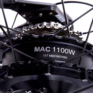 1100 Watt Electric Bike Motor