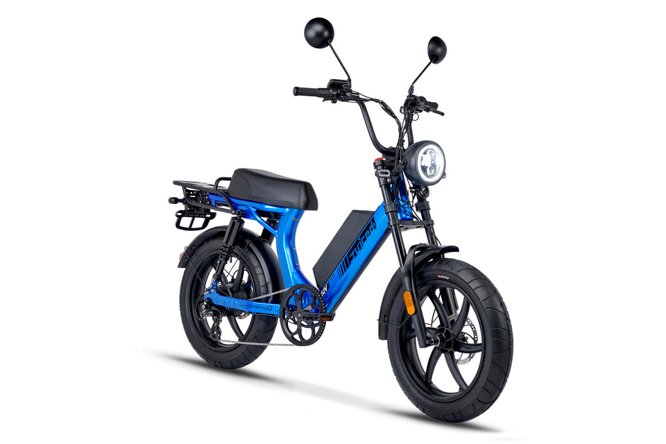 HyperScorpion: Electric Moped-Style Bike