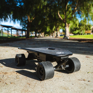 AreaCode Nano - Mini Electric Skateboard
