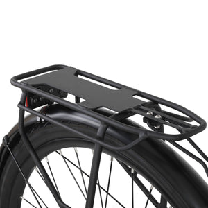 Standard Rear Rack with Adjustable Legs / Cross Current