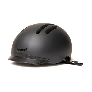 Thousand Chapter Racer Black Helmet