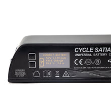 "Cycle Satiator 52v 8A Universal Programmable ""Fast"" Battery Charger"