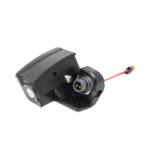 Receiver / Downtube Battery Lock Interface Set for Current Series / Wide Format - 3 Keys