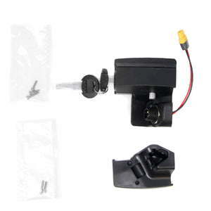Receiver / Downtube Battery Lock Interface Set for Current Series / Wide Format
