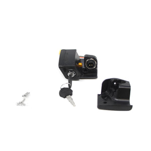 Receiver / Downtube Battery Lock Interface Set for Current Series / Narrow Format