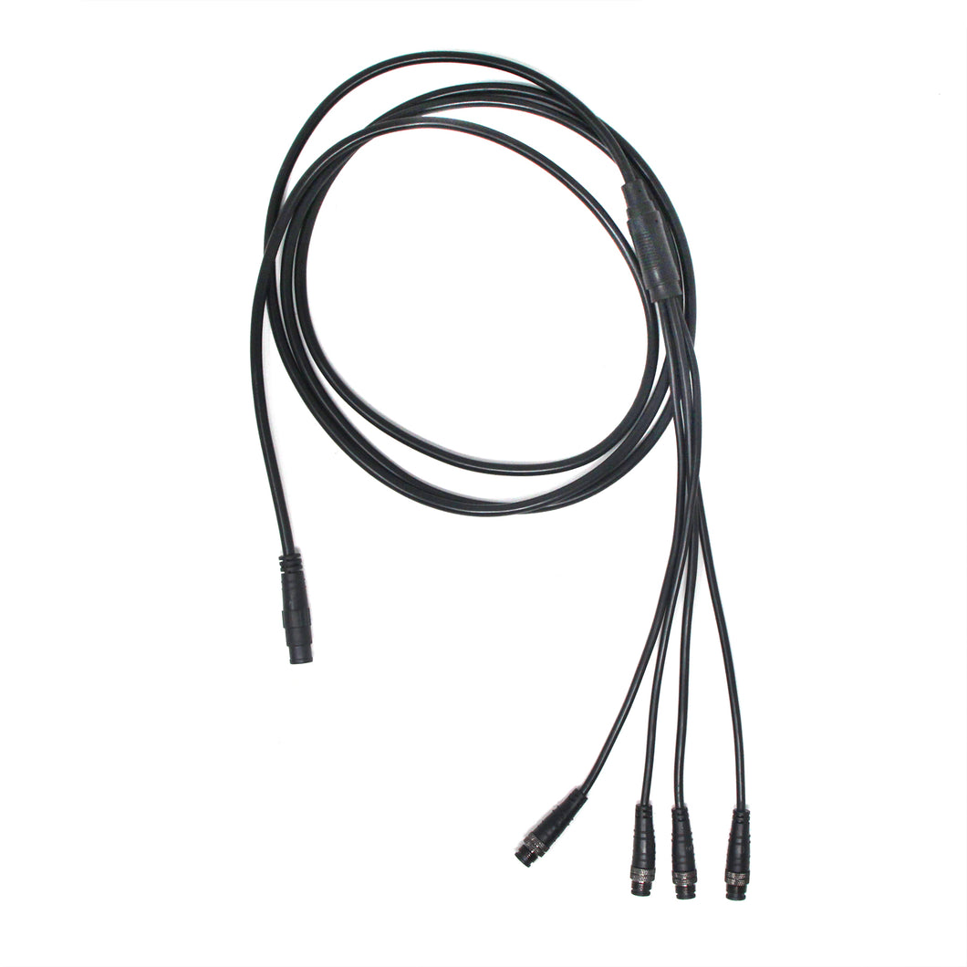 Wire Harness / 1-to-4 Quick Connect / Scrambler