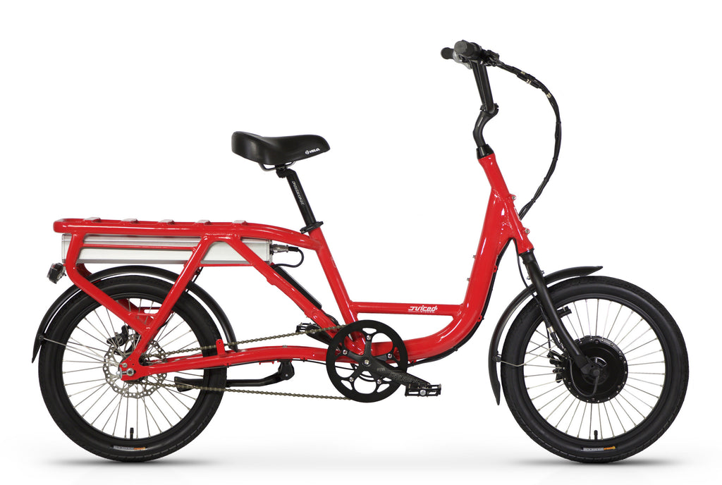 Juiced Bikes - U500 (V3) - Utility Electric Bicycle - FREE SHIPPING