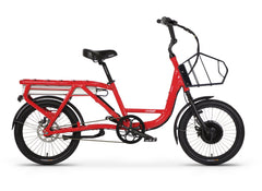 Juiced Bikes - U500 (V3) - Utility Electric Bicycle - FREE SHIPPING (In Stock)