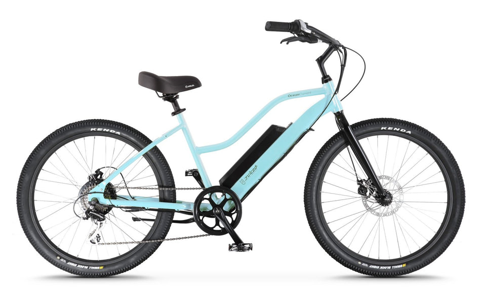 OceanCurrent - Beach Cruiser Electric Bike