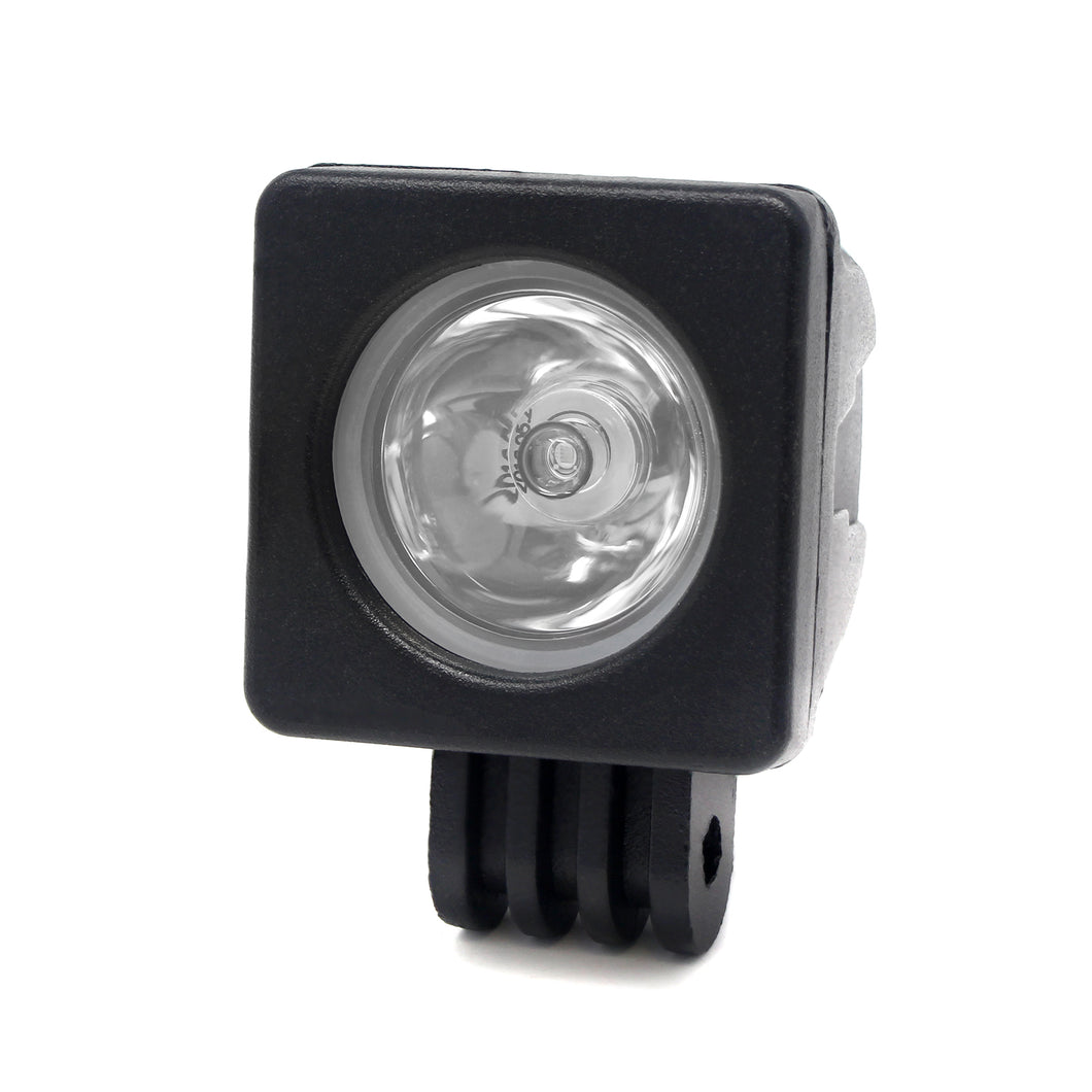 Headlight / Single Beam / 10W / 1,050 Lumen