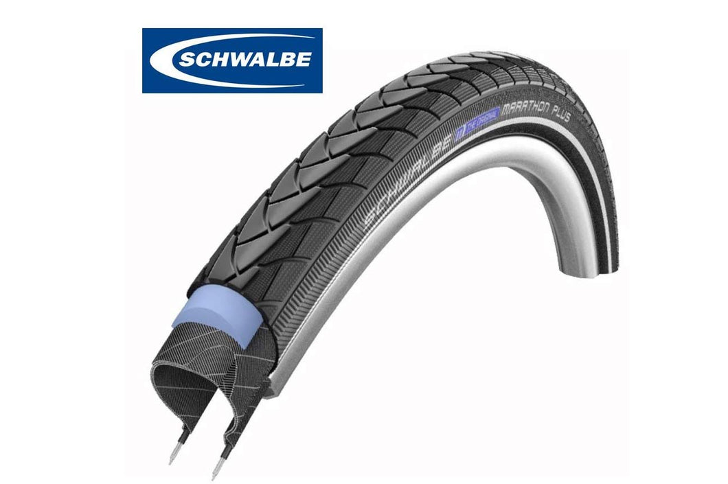 Schwalbe Marathon Plus HS 440 Wire Tire - Fits CCX/CCS/CC AIR
