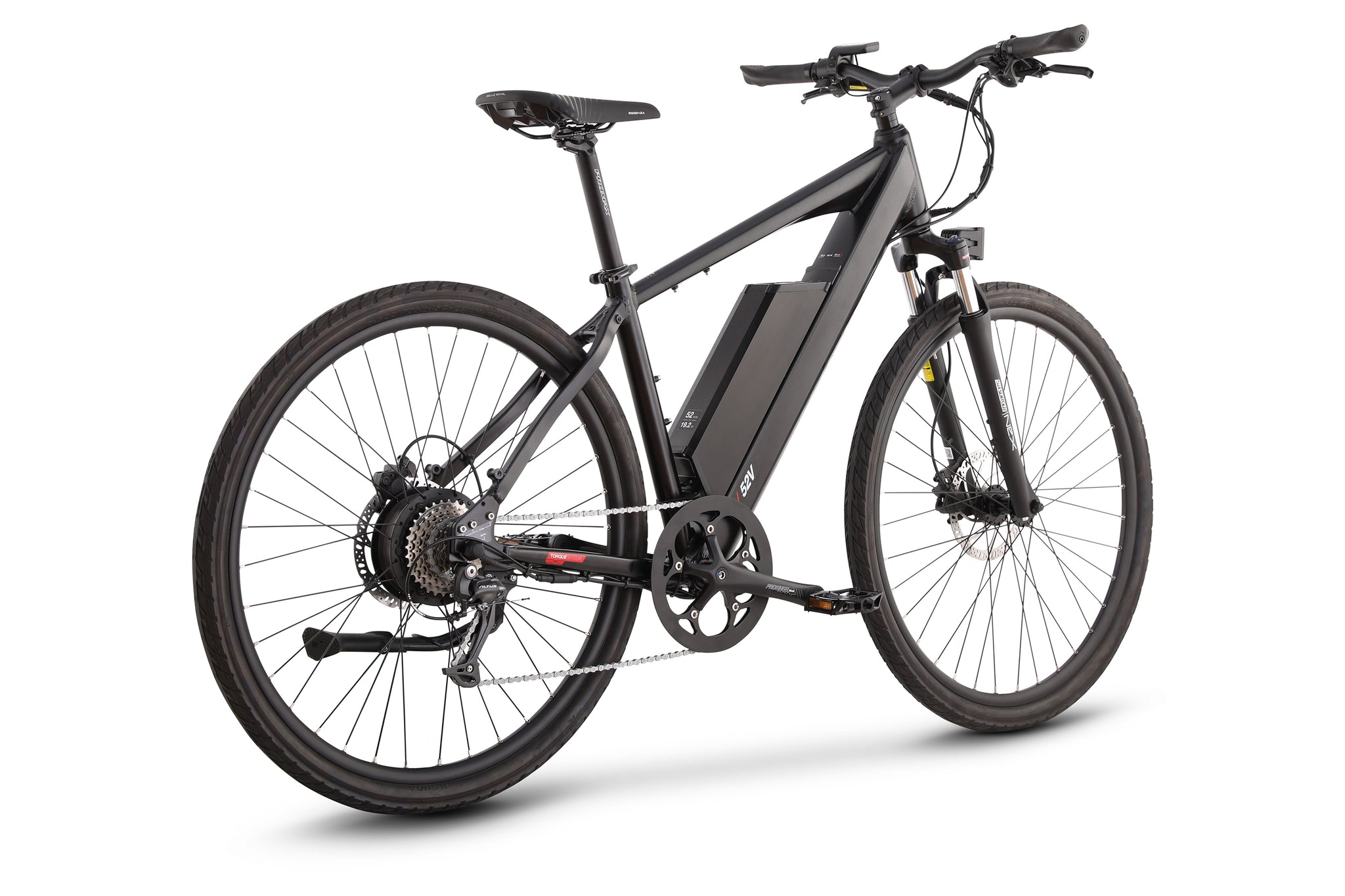 CrossCurrent S2 - Electric Commuter Bike - Juiced Bikes