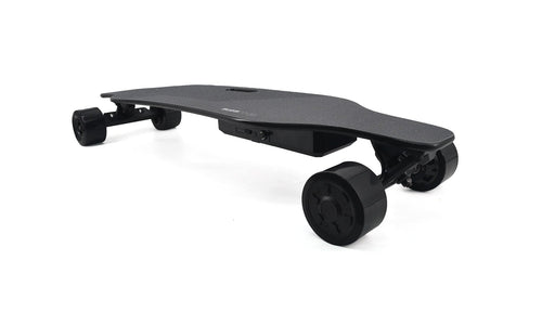 AreaCode Longboard - Electric Skateboard
