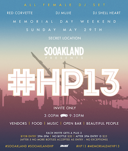 MEMORIAL DAY WEEKEND WITH SO OAKLAND