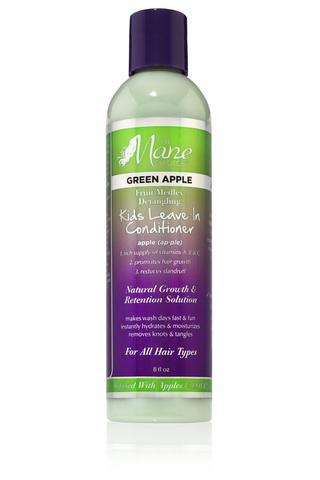 Green Apple Fruit Medley Detangling KIDS Leave-In Conditioner 8oz