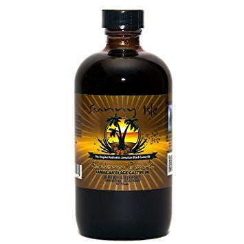 Jamaican Black Castor Oil Extra Dark 8oz