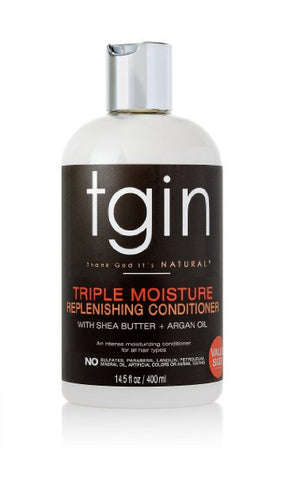 tgin - Triple Moisture Replenishing Conditioner for Natural Hair 14.5oz